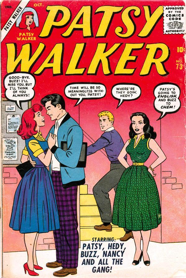 Patsy Walker Vol 1 73