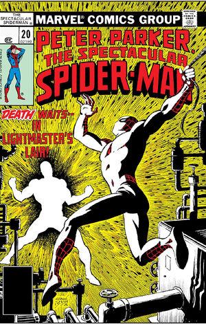 Peter Parker, The Spectacular Spider-Man Vol 1 20.jpg