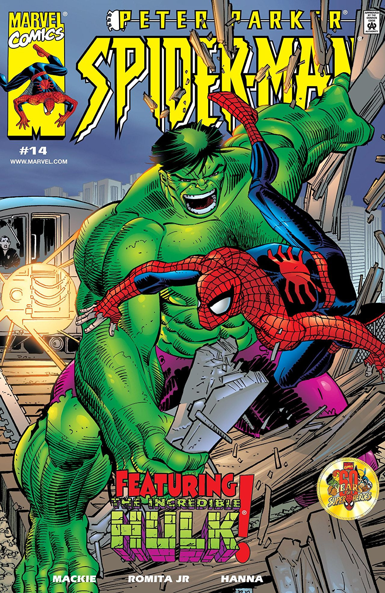 Peter Parker: Spider-Man Vol 1 14
