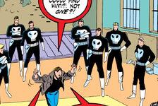 Punishment Squad (Earth-616)