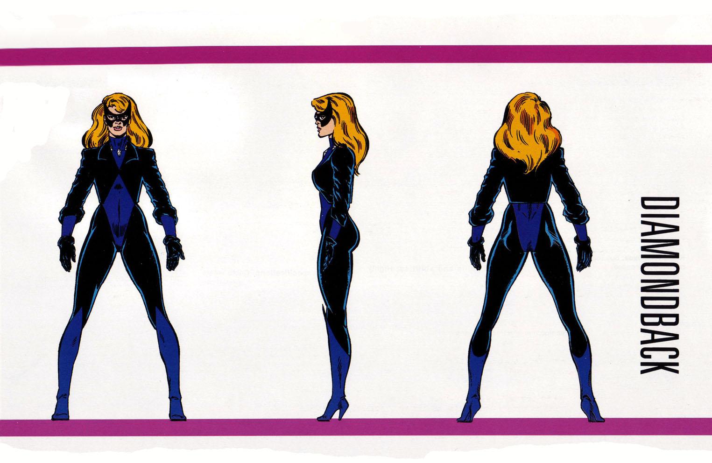 Rachel Leighton (Earth-616)/Gallery
