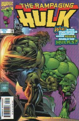 Rampaging Hulk Vol 2 2