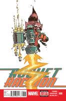 Rocket Raccoon Vol 2 8