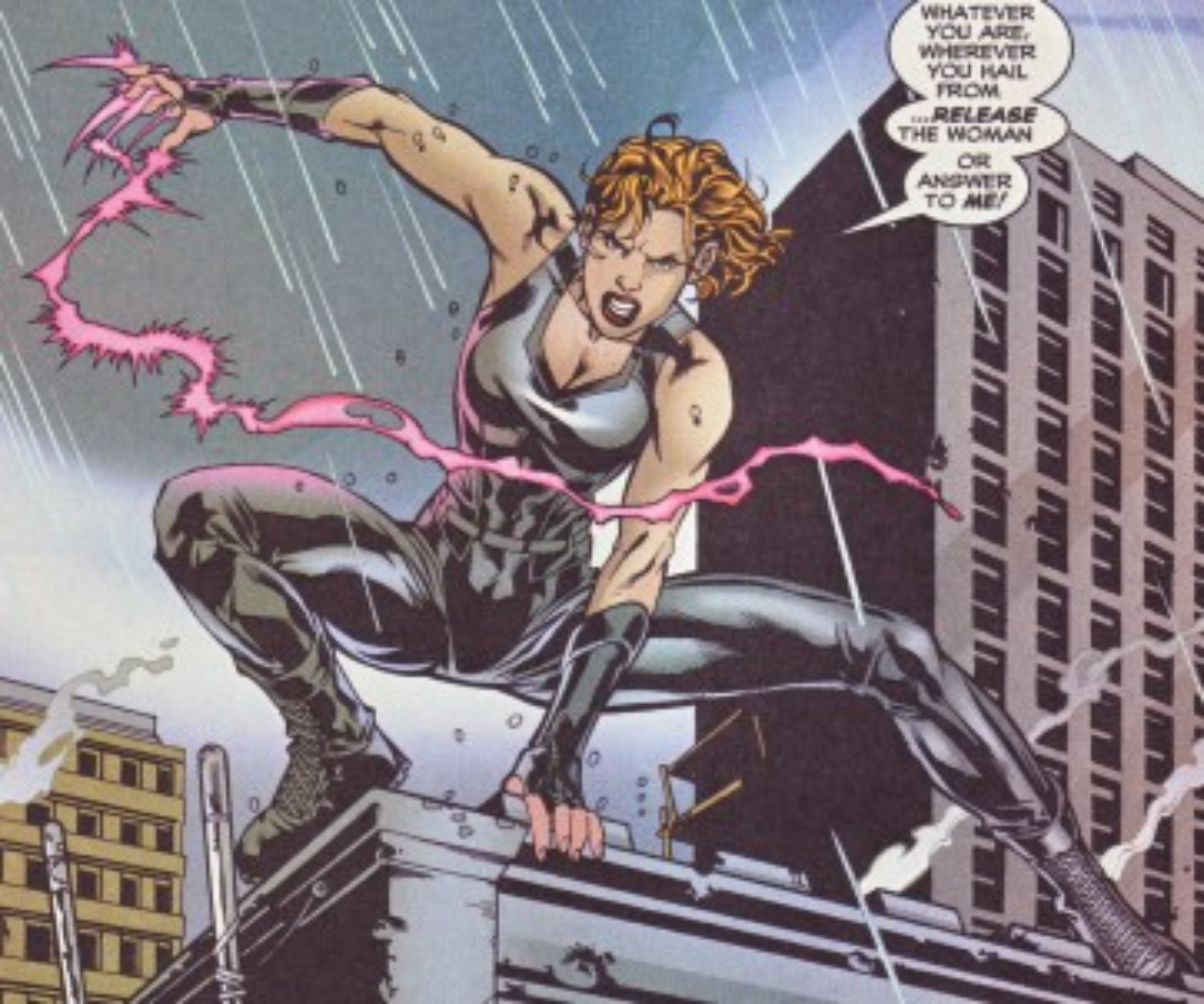 Samantha Dunbar (Heroes Reborn) (Earth-616)