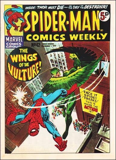 Spider-Man Comics Weekly Vol 1 42