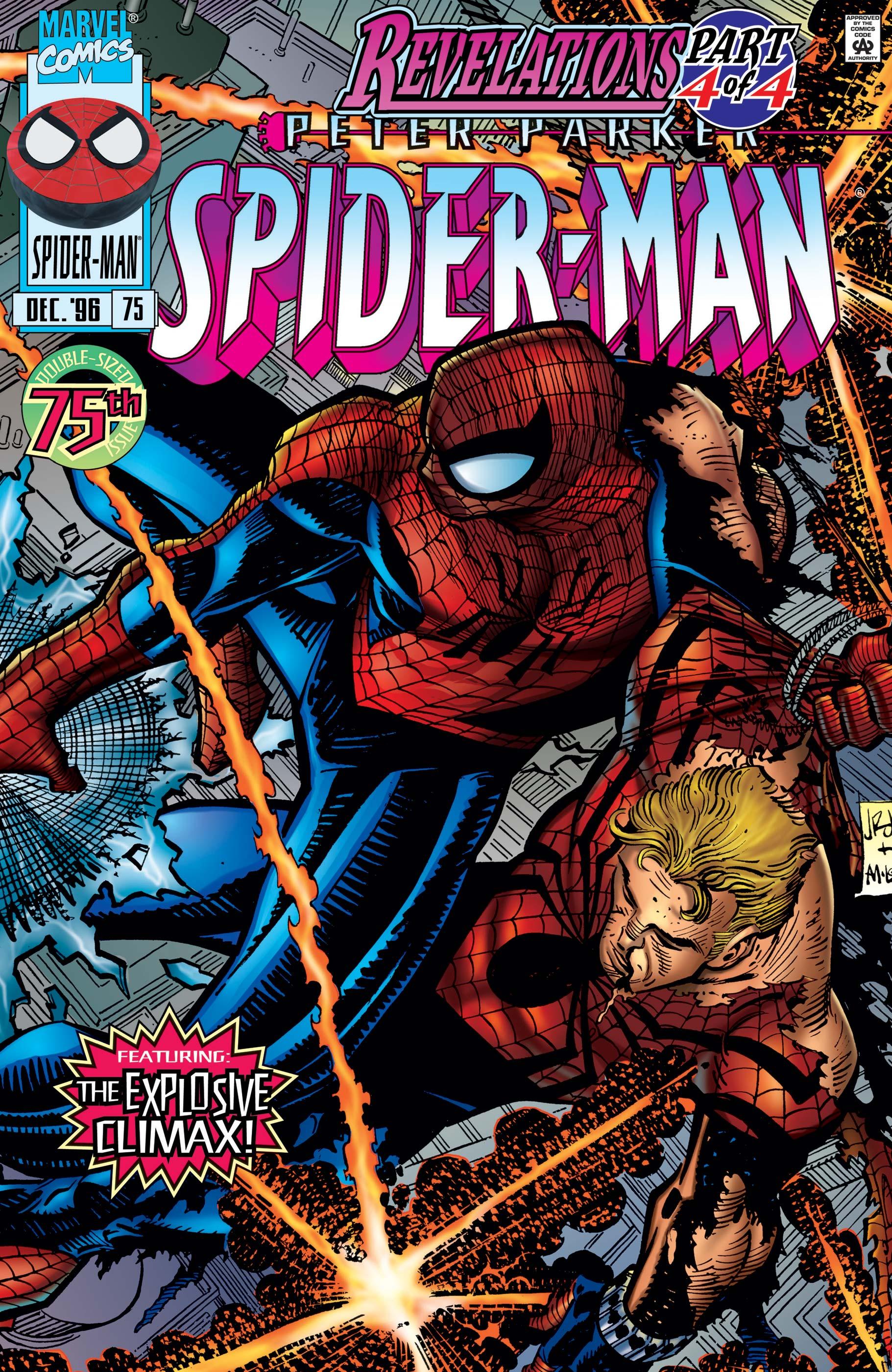 Spider-Man #73 October 1996 Marvel Comics