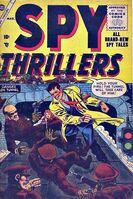 Spy Thrillers Vol 1 3