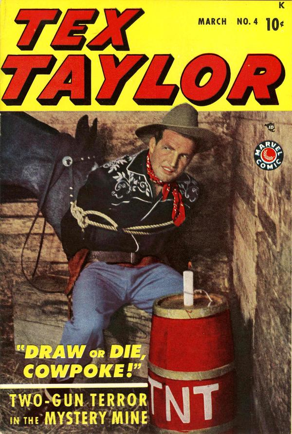 Tex Taylor Vol 1 4
