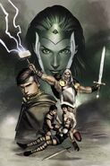 Thor Son of Asgard Vol 1 6 Textless