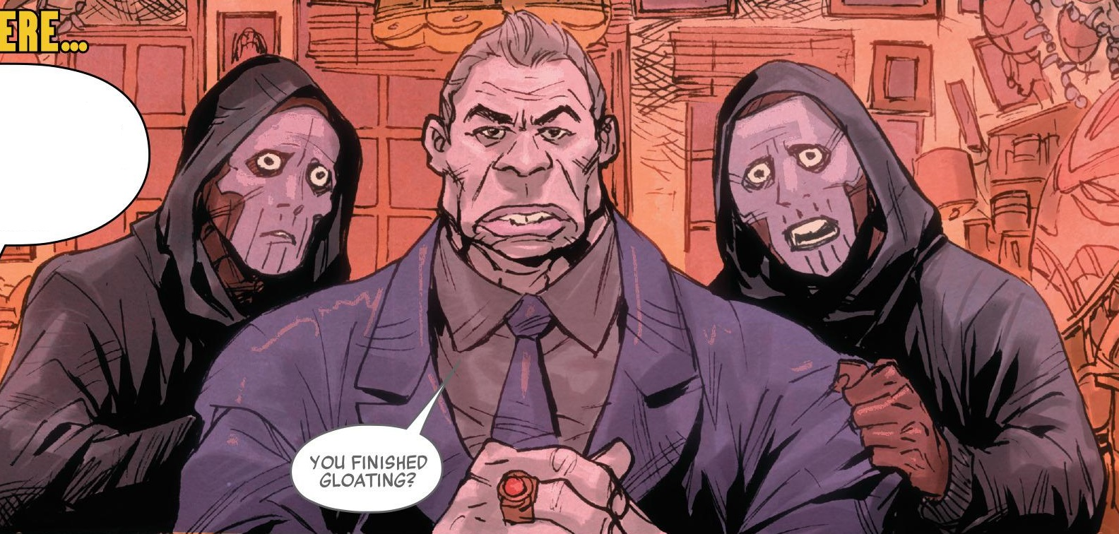 Tombstone's Gang (Earth-616)/Gallery