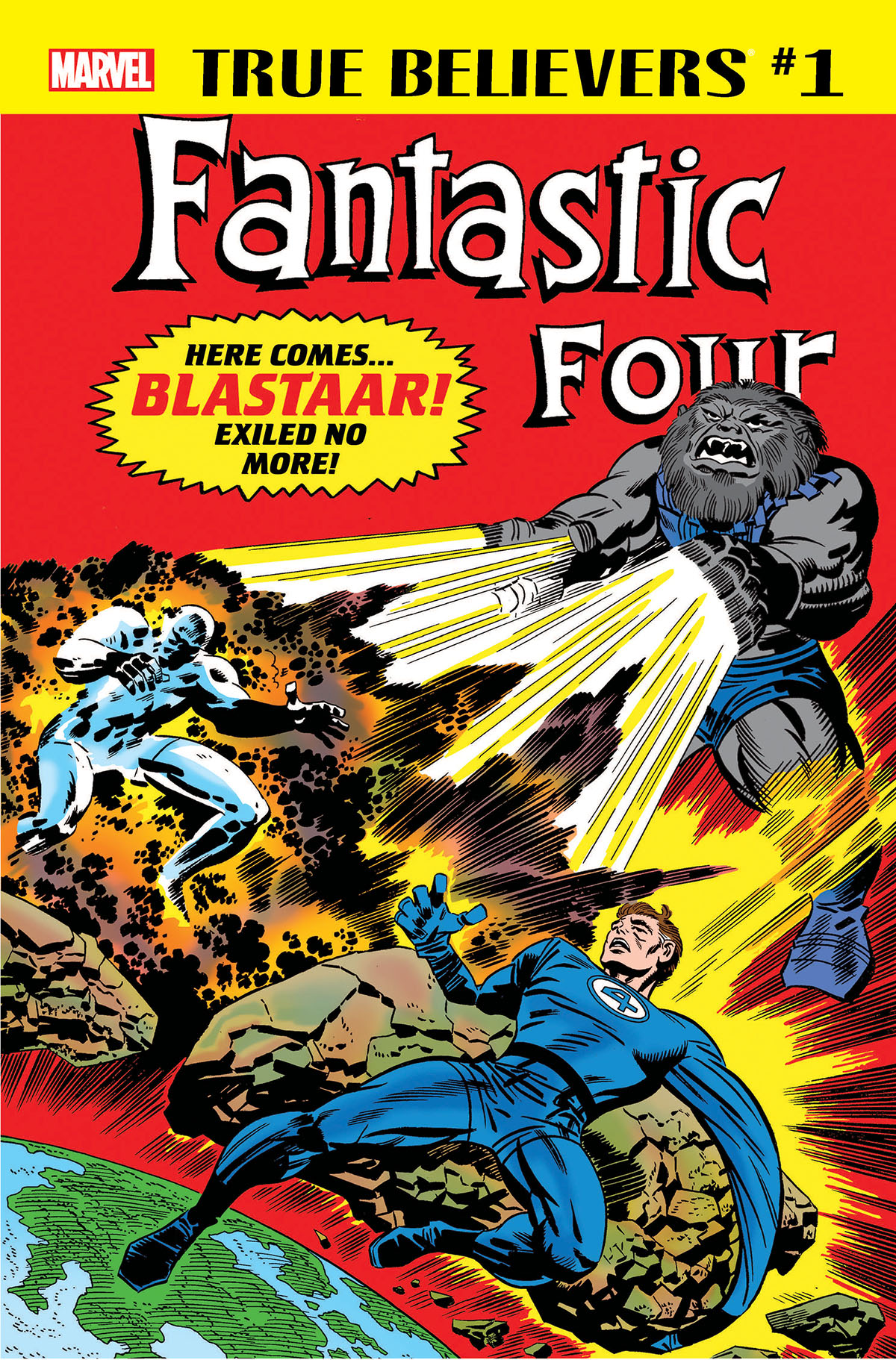 True Believers: Fantastic Four - Blastaar Vol 1 1