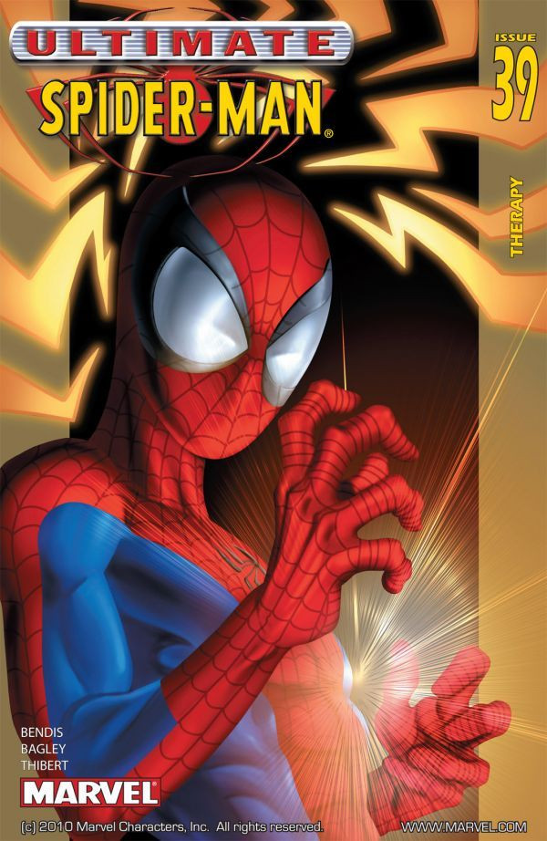Ultimate Spider-Man Vol 1 39
