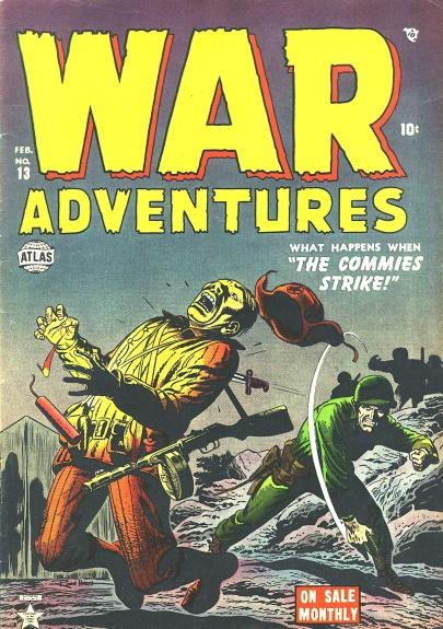 War Adventures Vol 1 13