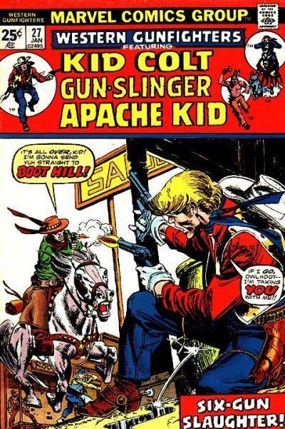 Western Gunfighters Vol 2 27