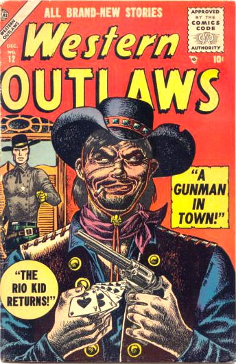 Western Outlaws Vol 1 12