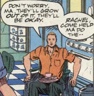 Willy Leighton (Earth-616)
