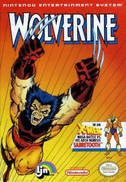 Wolverine (video game)