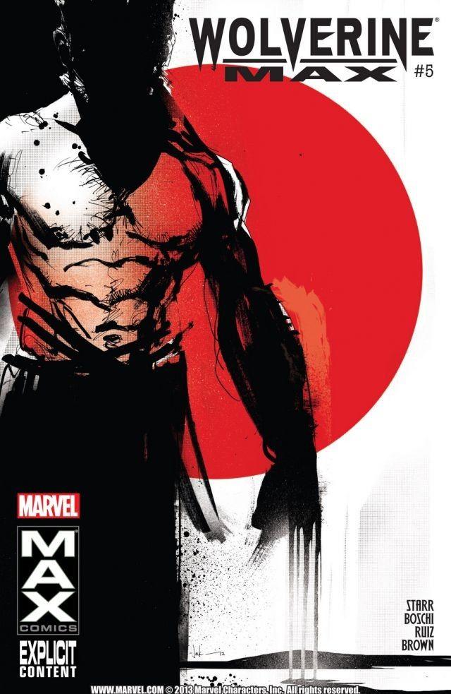 Wolverine: MAX Vol 1 5