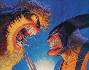 Wolverine Vol 2 90 The Brothers Hildebrandt art.jpg