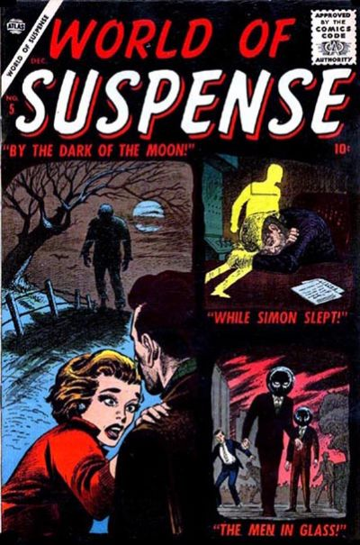 World of Suspense Vol 1 5