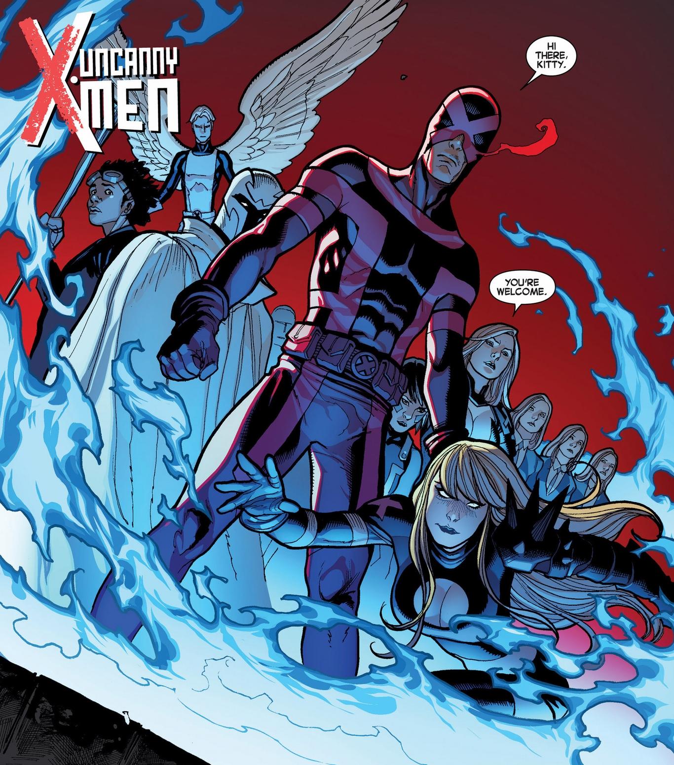 X-Men (Extinction Team) (Earth-616) from X-Men Battle of the Atom Vol 1 1 002.jpg