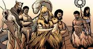 Aboriginal Gods from Thor & Hercules Encyclopaedia Mythologica Vol 1 1 001