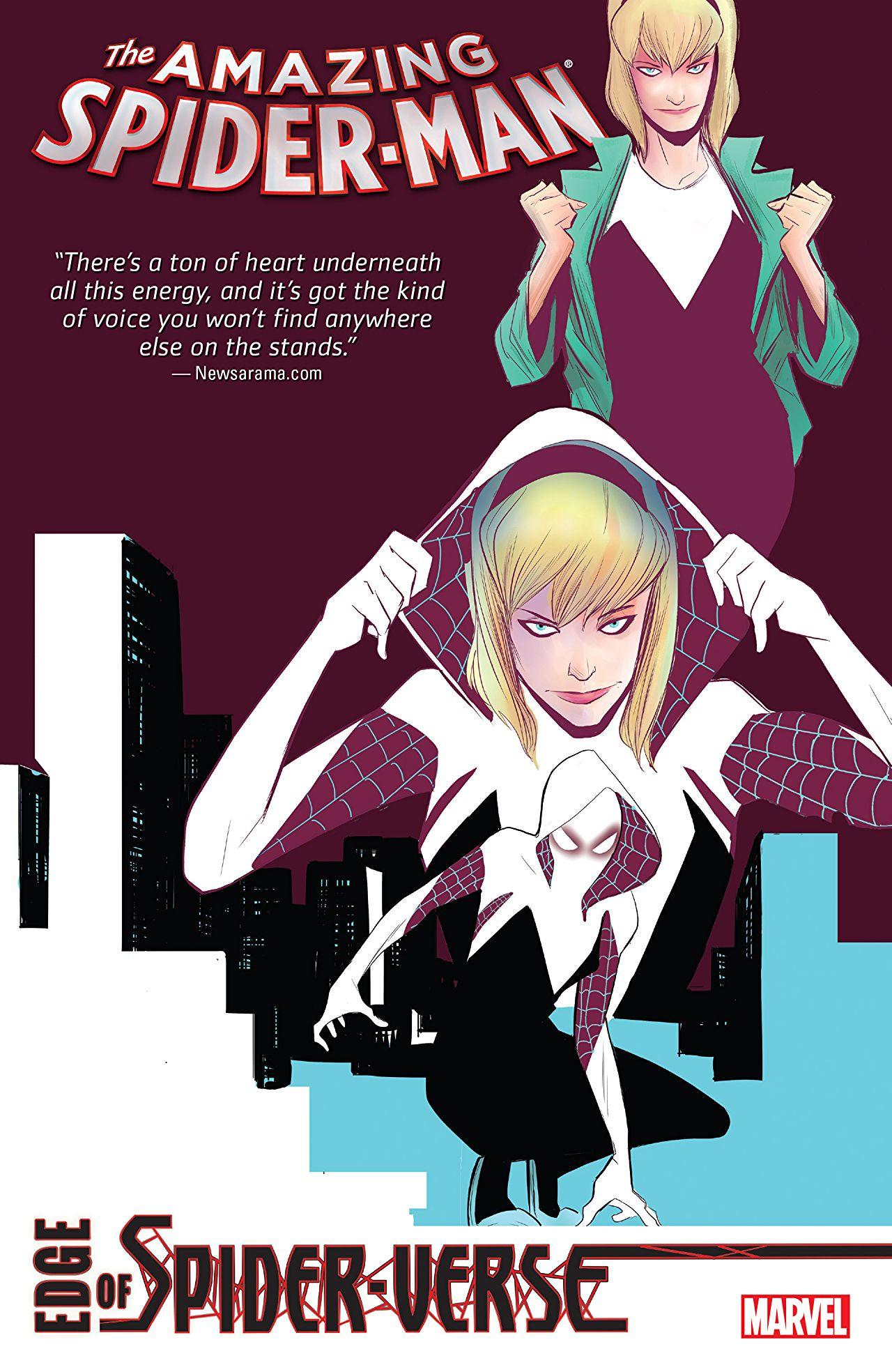 Amazing Spider-Man: Edge of Spider-Verse TPB Vol 1 1