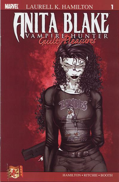 Anita Blake: Vampire Hunter - Guilty Pleasures Vol 1