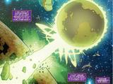 Annihilus' Planet