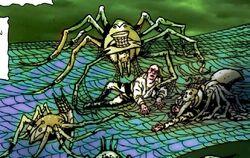 Arachnix from Spider-Man Fever Vol 1 1 001.jpg