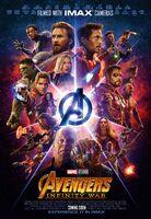 Avengers Infinity War poster 032