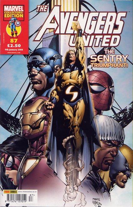 Avengers United Vol 1 87