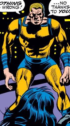 Bart Dietzel (Earth-616)