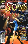 Before the Fantastic Four The Storms Vol 1 1