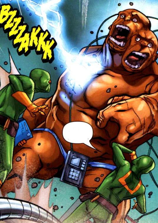 Bi-Beast (Earth-20051)