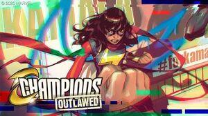 CHAMPIONS 1 Trailer Marvel Comics