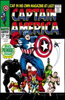 Captain America Vol 1 100