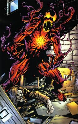 Carnage (Symbiote) (Earth-1610) from Ultimate Spider-Man Vol 1 62 0003.jpg