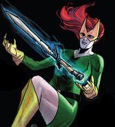 Cerebro Sword from X-Force Vol 6 2 001