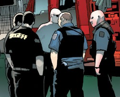 Cook County Sheriff's Office (Earth-616)/Gallery
