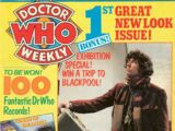 Doctor Who Weekly Vol 1 26