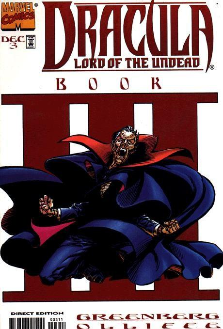 Dracula: Lord of the Undead Vol 1 3