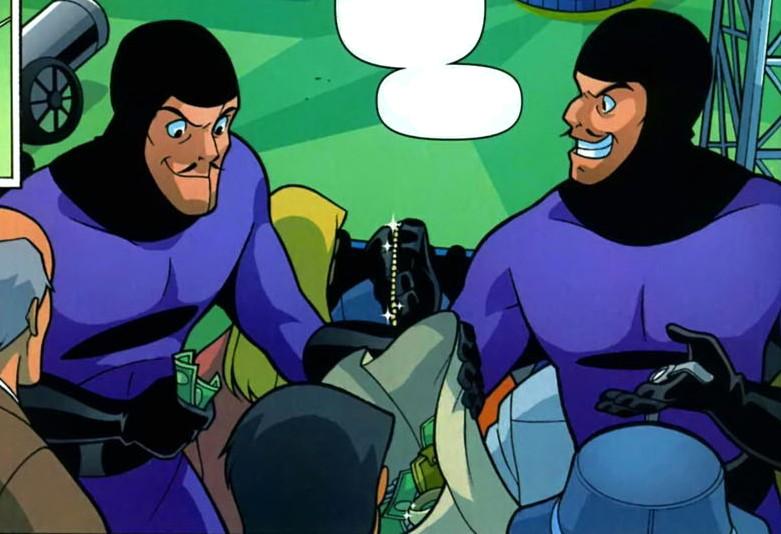 Ernesto & Luigi Gambonno (Earth-5631)
