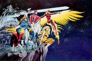 Excalibur (Earth-616) from Excalibur Classic Vol 1 1 0001