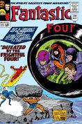 Fantastic Four Vol 1 38