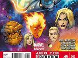 Fantastic Four Vol 4 2