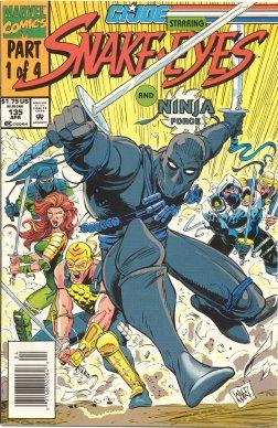 G.I. Joe: A Real American Hero Vol 1 135