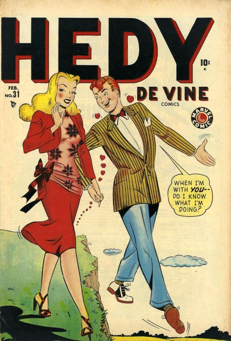 Hedy De Vine Comics Vol 1 31