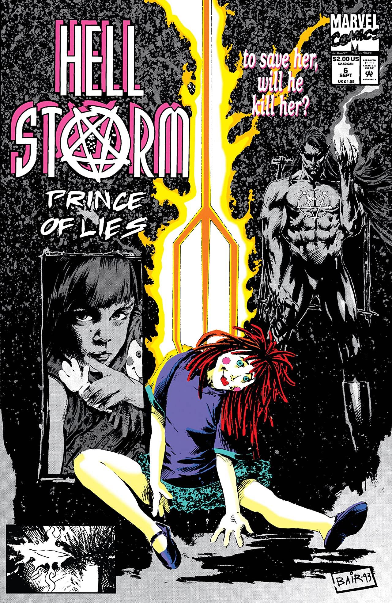 Hellstorm: Prince of Lies Vol 1 6