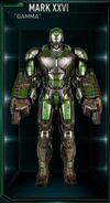 Iron Man Armor MK XXVI (Earth-199999)